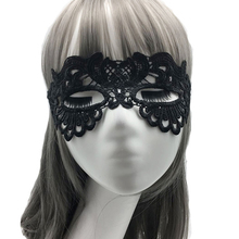 1pcs ladies masquerade half face sexy lace mask for party carnival goggles infinitive eye shade