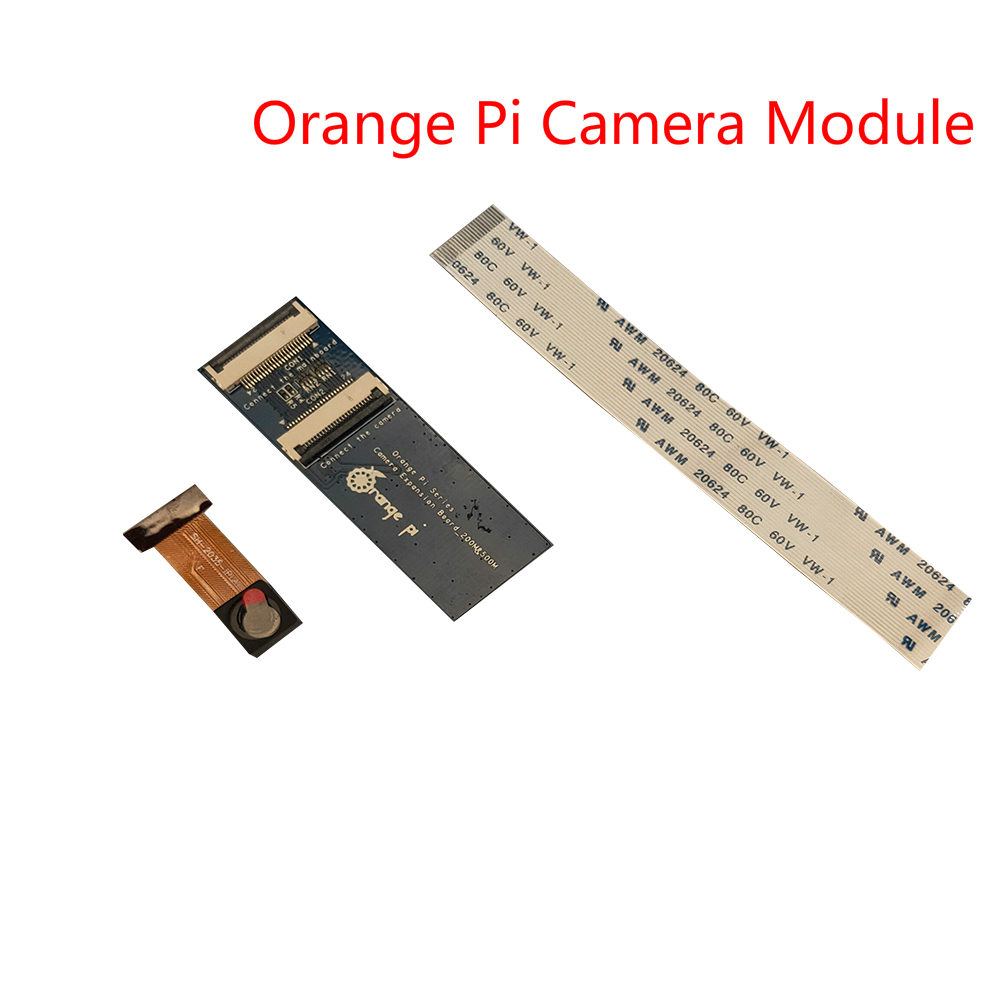 For Orange Pi Camera Module OPI IP Camera Wide Angle 1080P With Expansion Board  Camera For Orange Pi High Quality In Stock