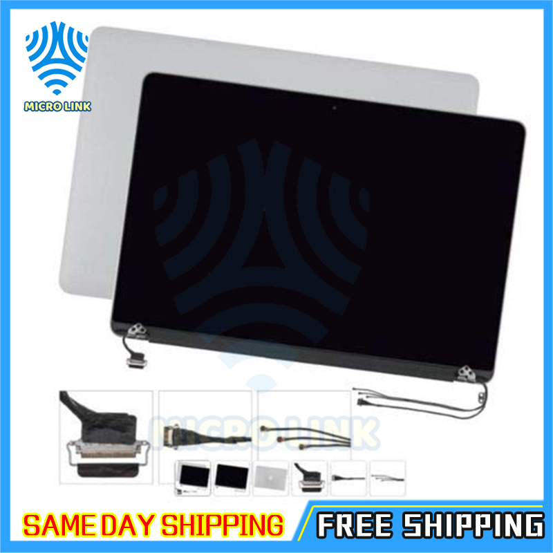 """Image 3 - original 661 02532 For MacBook Pro Retina 15"""" A1398 LCD Display Screen Assembly  2015-in Laptop LCD Screen from Computer & Office"""