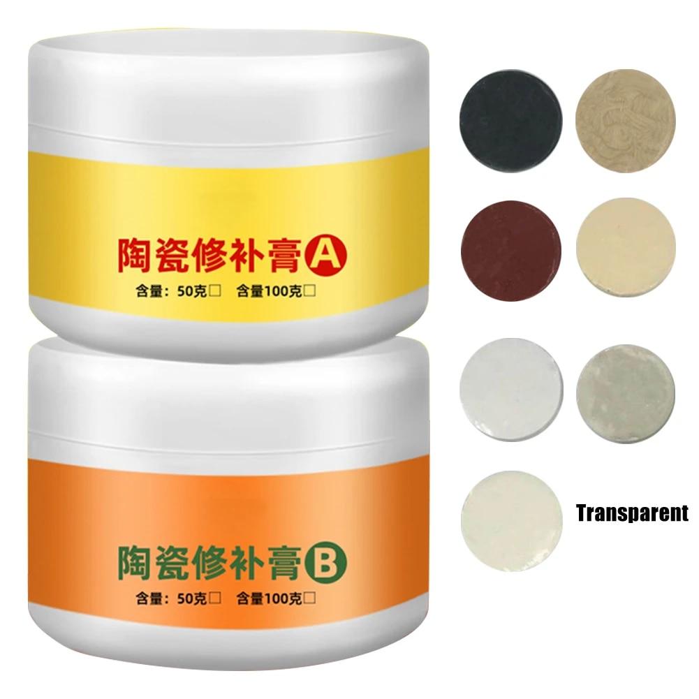 new tile repair paste kit bathroom tub repair tile shower repair fiberglass porcelain ceramic fix crack paste