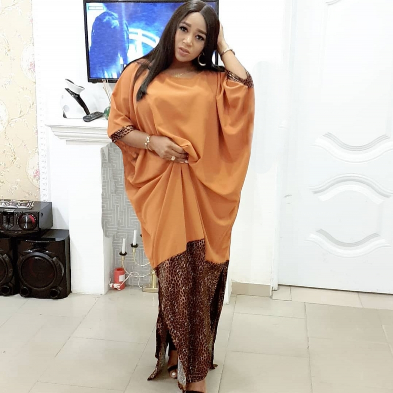 2019 African Dresses For Women Dashiki Summer Plus Size Dress Ladies Traditional African Clothing Fairy Dreams