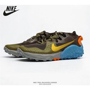 Оригинальные дышащие мужские беговые кроссовки Nike Trail Wildhores Размер 40-45