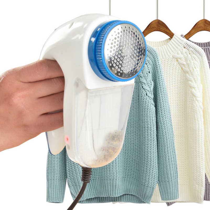 בגדים חשמליים מוך מסירי כדורי פלומה מכונת גילוח לסוודרים וילונות שטיחים בגדי מוך כדורים לחתוך מכונה גלולת להסיר
