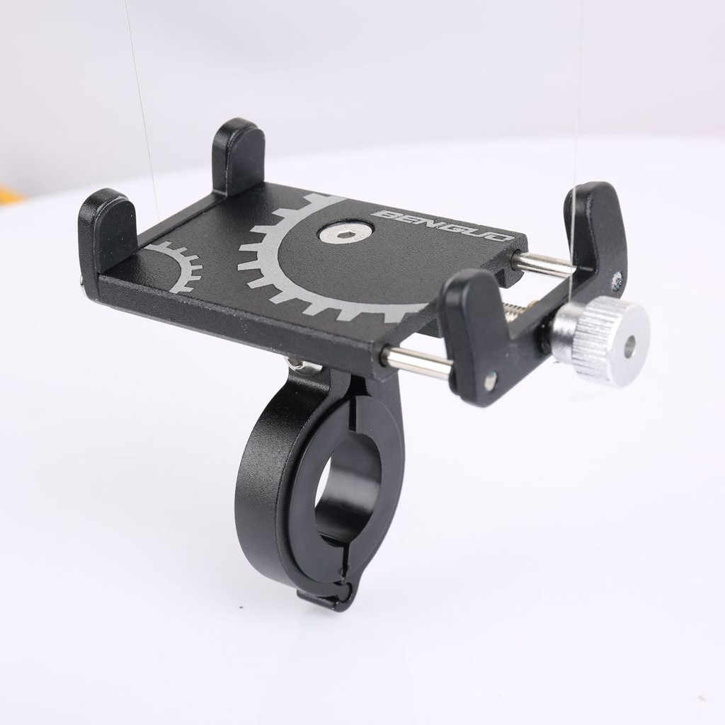 Mobile Phone Holder Aluminum Alloy Bike Bicycle Holder Handle Phone Mount Handlebar Holder Extender #LR1