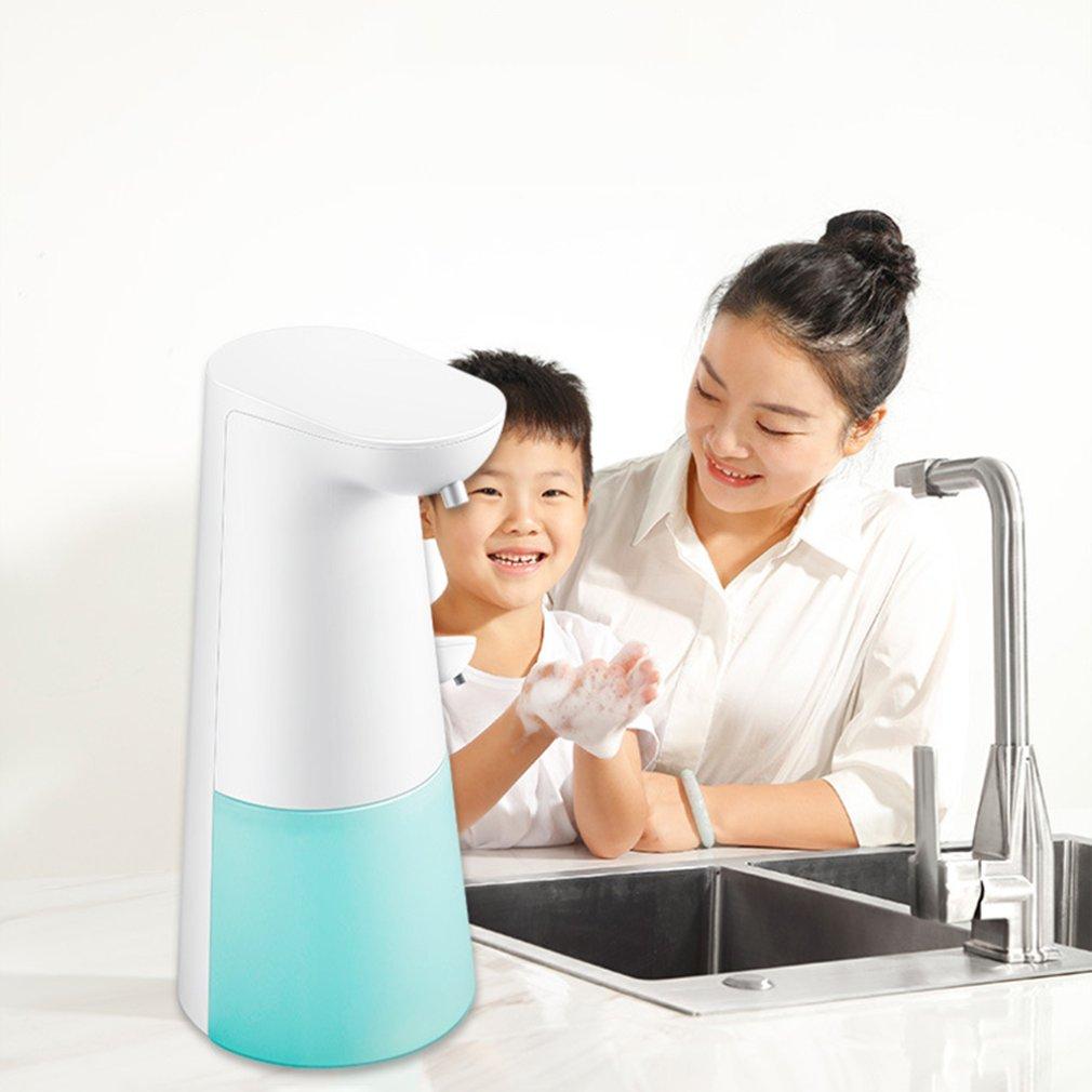 Automatic Sensor Soap Dispenser Small Foam Hand Washing Machine Household Bathroom Foam To Soap Foaming Machine