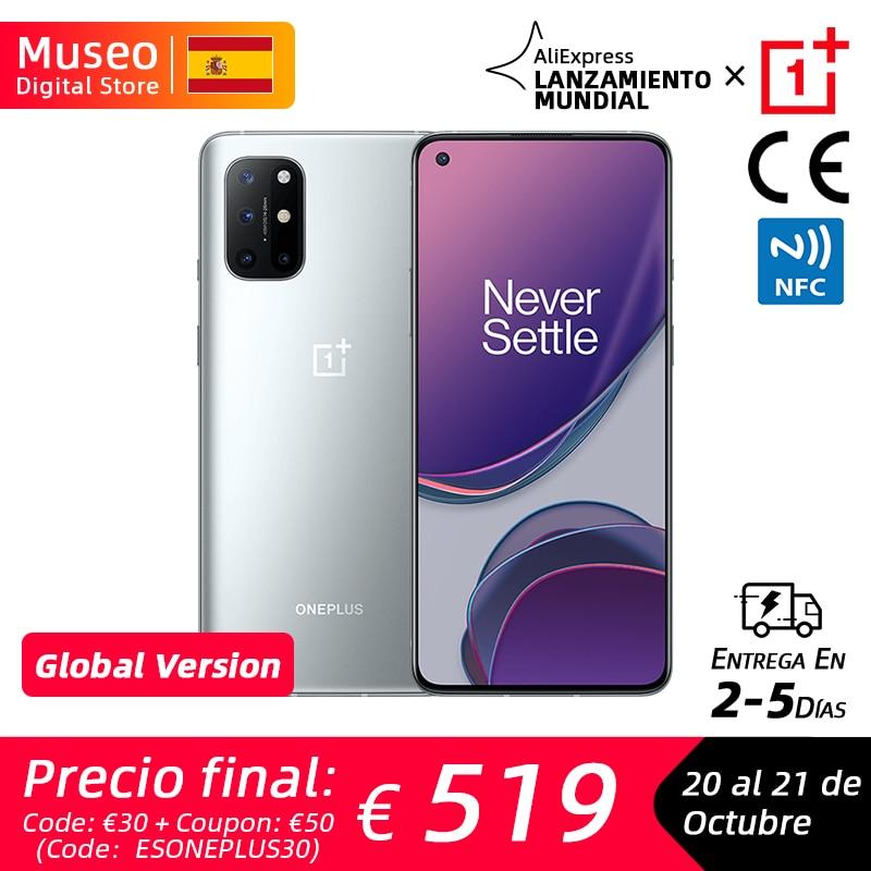 ¡Oferta! Nuevo OnePlus 8T 5G por 519 euros PLAZA(-40% desc.)
