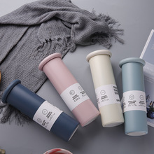 350ml Thermos Double Wall Stainless Steel Vacuum Flasks Thermos Cup Coffee Tea Milk Travel Mug Thermo Bottle Insulated Thermocup 500ml stainless steel double wall insulated thermos cup vacuum flasks water bottle thermo coffee mug quality travel