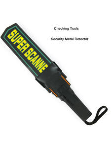 Metal-Detector Inspection-Equipment Prohibited Super-Scanners Security Portable High-Sensitivity