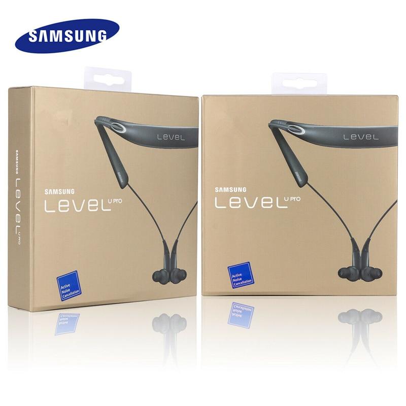 Original Samsung Level U Pro Bluetooth Wireless In-ear Headphones Stereo Neck Headset  Sport Earphone For Galaxy huawei phones