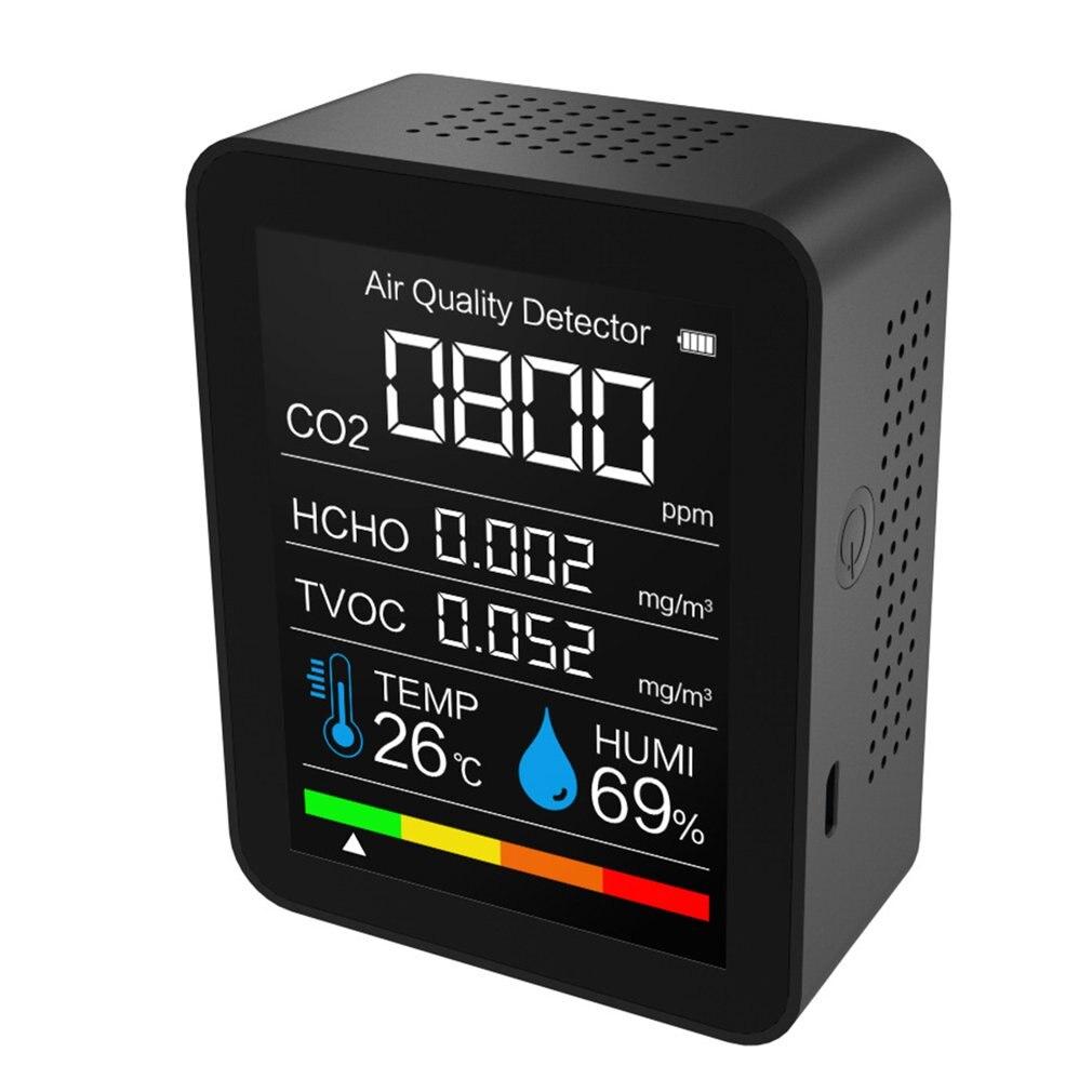 detector de concentração de formaldeído da qualidade do ar