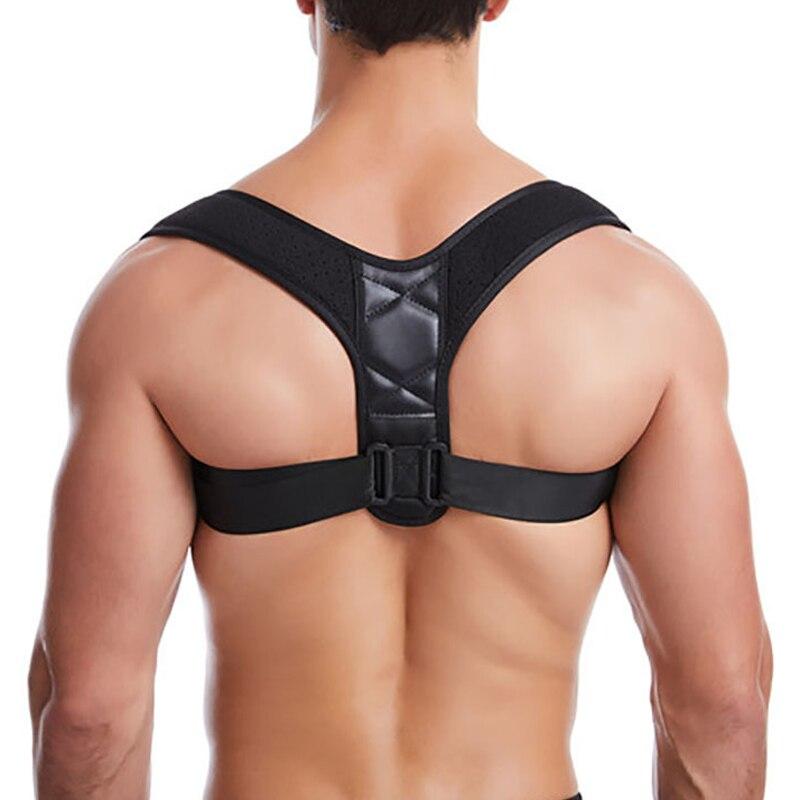 Adjustable Braces Support Belt Back Posture Corrector Clavicle Spine Back Shoulder Lumbar Brace Medical Belt Posture Correction