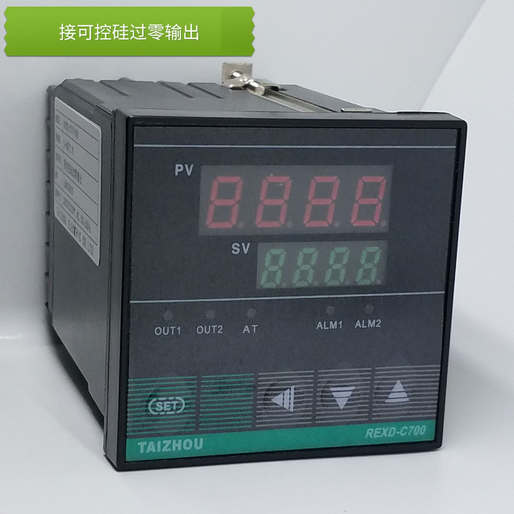 TAIZHOU Electrical  Appliance Instrument REXD-C7191 K 0-400 399 600 800 REXD-C700 Series Temperature Controller relay  Oven-5pcs