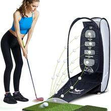Golf Practice net hitting mat Indoor And Outdoor Portable sw