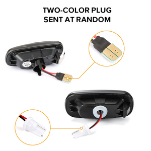 Image 5 - 2 pieces Led Dynamic Side Marker Turn Signal Light Sequential Blinker Light For Audi A3 S3 8P A4 S4 RS4 B6 B7 B8 A6 S6 RS6 C5 C7