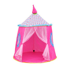 2Colors Baby Tent Toys For Children Ball Pool Castle Tents Ball Pool Child Tent Ball Pit Play House Kid Enfant Room Play Toy J74 free shipping model rocket vehicle toy is a play for children ball point performance props garage kit toys child s gift