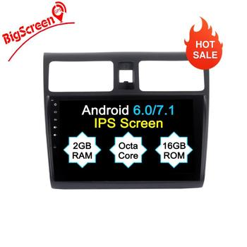 10.1 Inch Android 8.0 Car DVD Player for Suzuki Swift 2004-2010 GPS Navigation Radio BT USB Stereo 4G WIFI Auto Stereo Headunit image