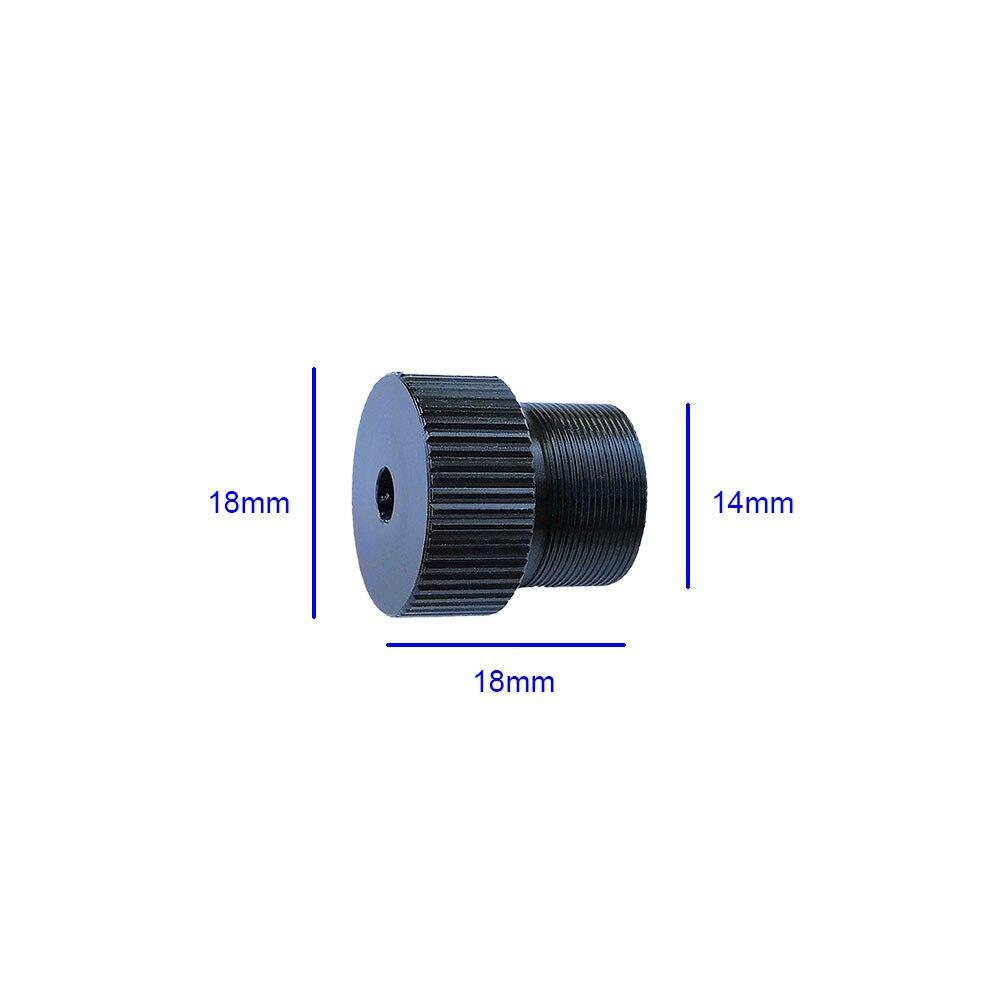 Tgleiser M14*0.5 Focusing Laser Lens For 532nm 200mw Laser Module Diode Head