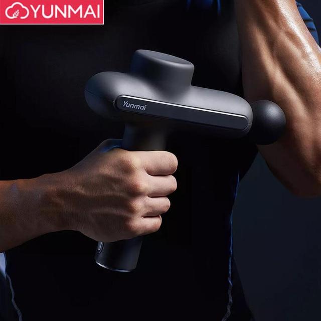 YUNMAI Machine Massager Pro Basic Deep Muscle Relaxation Fascia Massager Body Therapy Wireless Handheld Electric Massage