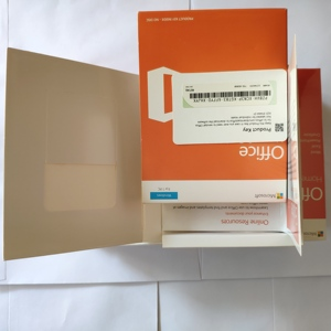 Image 4 - Microsoft Office Home & Student 2016 License For Windows Retail Boxed License Product Key Card