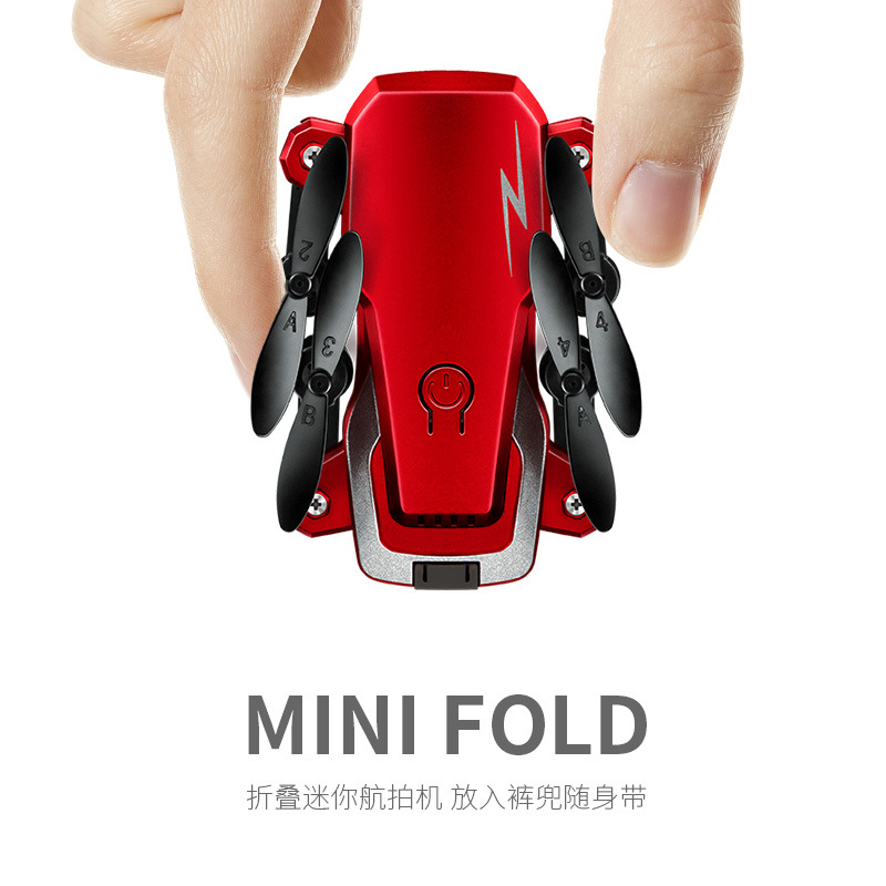G1 Mini Folding Unmanned Aerial Vehicle Remote Control Four-axis Aerial Photography Set High Aircraft WiFi Real-Time Aerial Phot