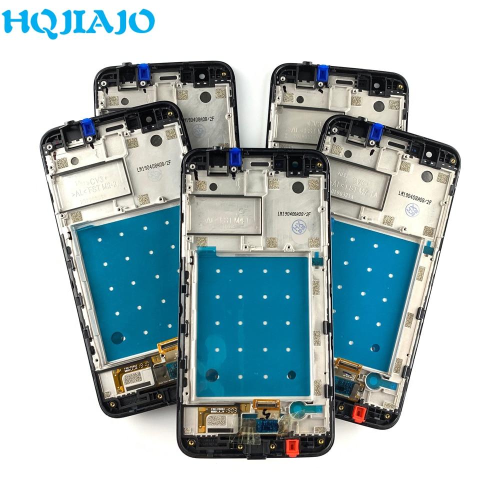 5PCS Für LG K11 K11 + X4 / X4 + X410E X410EOW LCD Display Touchscreen Digitizer Für LG k11 Plus K10 2018 K30 Montage LCD
