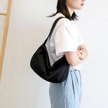 2019 New Beach Tote Bag Fashion Women Canvas Summer Large Capacity Striped Shoulder Bag Tote Handbag Shopping Shoulder Bags цена 2017