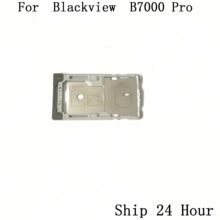 Blackview BV7000 New Sim Card Holder Tray Card Slot For Blackview BV7000 Pro MTK6750 Octa Core 5.0 inch 1920x1080 Free Shipping used replacement sim card holder tray card slot for doogee y6 max mtk6750 qcta core 6 5inch 1920x1080 free shipping