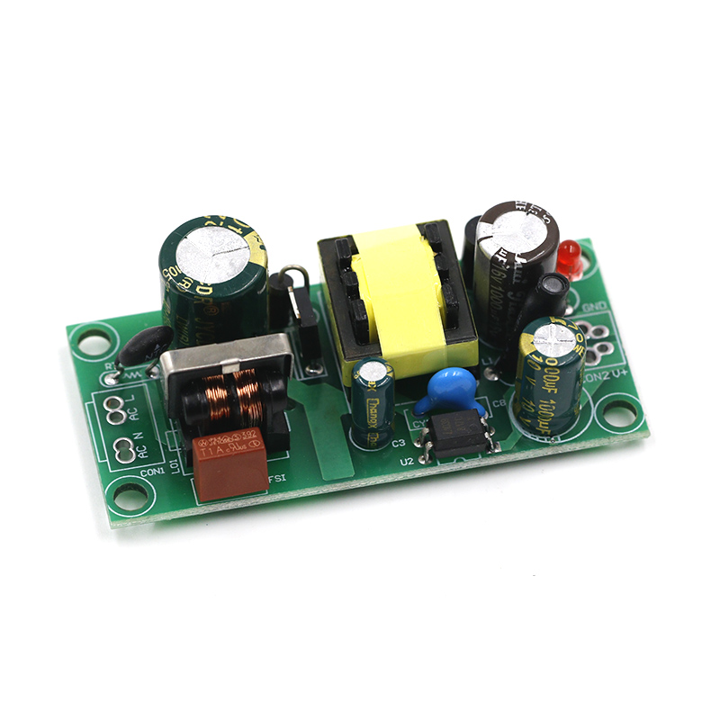 5V 2A 12V 1A 10W AC-DC Switching <font><b>Power</b></font> <font><b>Module</b></font> <font><b>Isolated</b></font> <font><b>Power</b></font> 220V to 5V 12V Switch Step Down Buck Converter Bare Circuit Board image