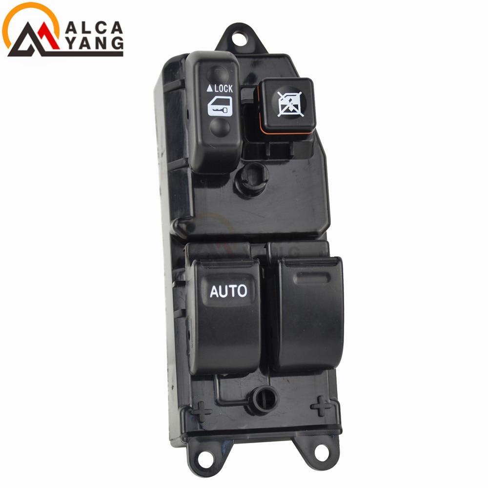 84820-42160 8482042160 Left Hand Driver Side Electric Power Master Window Switch Button Panel For Toyota RAV4 RAV 4 2000-2005