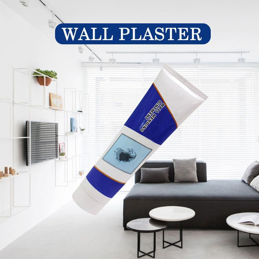 1 шт. универсальные стеновые мази для затирки стен трещина заполнения пилинг щель отверстие осыпания ремонт крем строительный инструмент