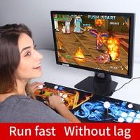 pandora box Dragon Edition Arcade game machine 2000 Classic arcade game Domestic joystick machine HDMI VGA USB output TV PC