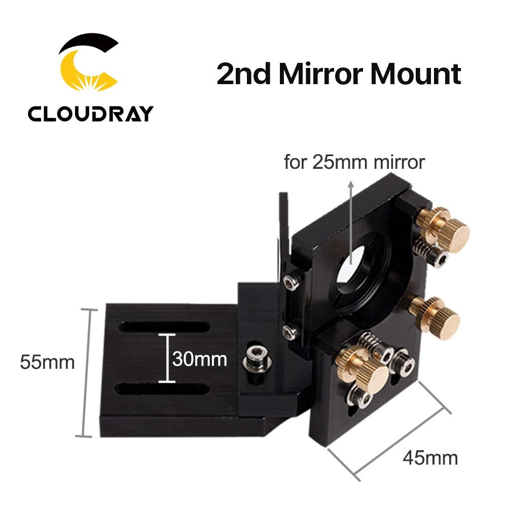 Cloudray HQ CO2 Laser Head Focus Lens 20mm Reflective Mirror 25mm - Náhradní díly na dřevoobráběcí stroje - Fotografie 5