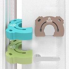 Alta qualidade de segurança do bebê rolha porta segurança segurança quarto guarda da porta dedo proteção segurança para recém-nascido cuidados com o bebê dropship