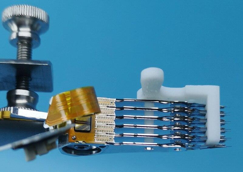 substituição do disco rígido rampa toolkit recuperação