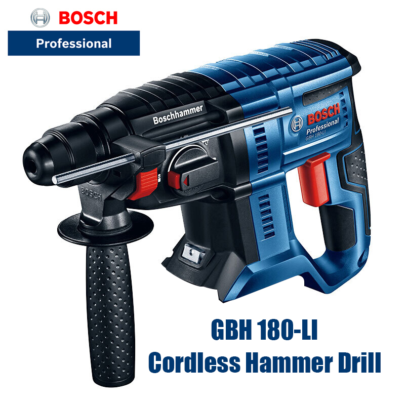 180-LI Bare Metal Brushless New 18V Drill Drill Lithium Electric GBH Percussion Hammer Multifunctional Lithium BOSCH Hammer