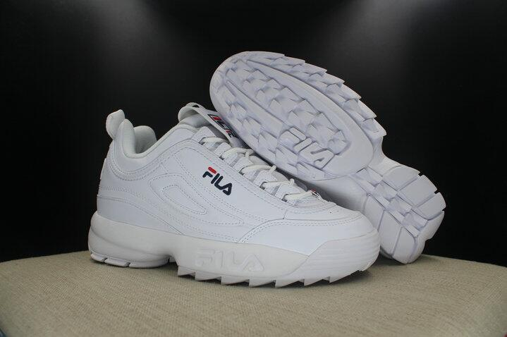 FILA Disruptor II 2 Genuine men Running Shoes rose zoom air Sports Shoes FW01656 Outdoor new 4 colors size 40 44 Running Shoes     - title=
