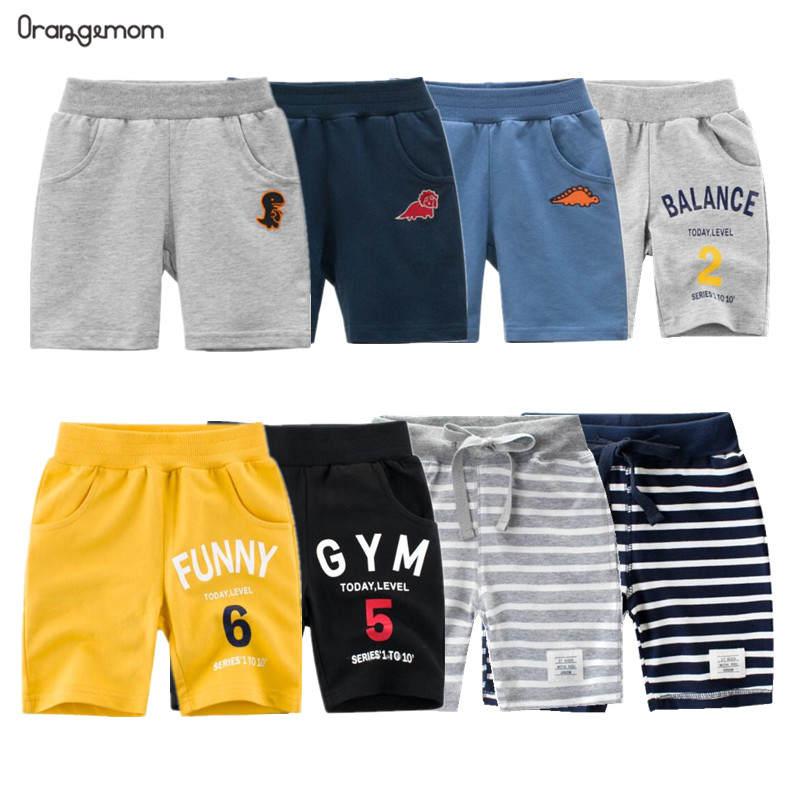 Children Shorts Panties Toddler Baby-Boys Kids Cotton Summer Casual New-Fashion