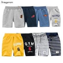 2021 nowych moda letnie spodenki dziecięce bawełniane dla chłopców krótkie majtki malucha dzieci plaża krótkie spodnie sportowe dorywczo chłopców