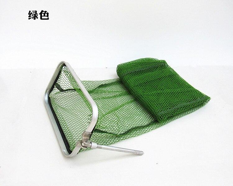Anti-Hanging Quick-Dry Rectangular ~~~ Gelatinization Fish Net Stainless Steel ~~~ Floor Outlet Fishing Box Fish Basket Black Pi