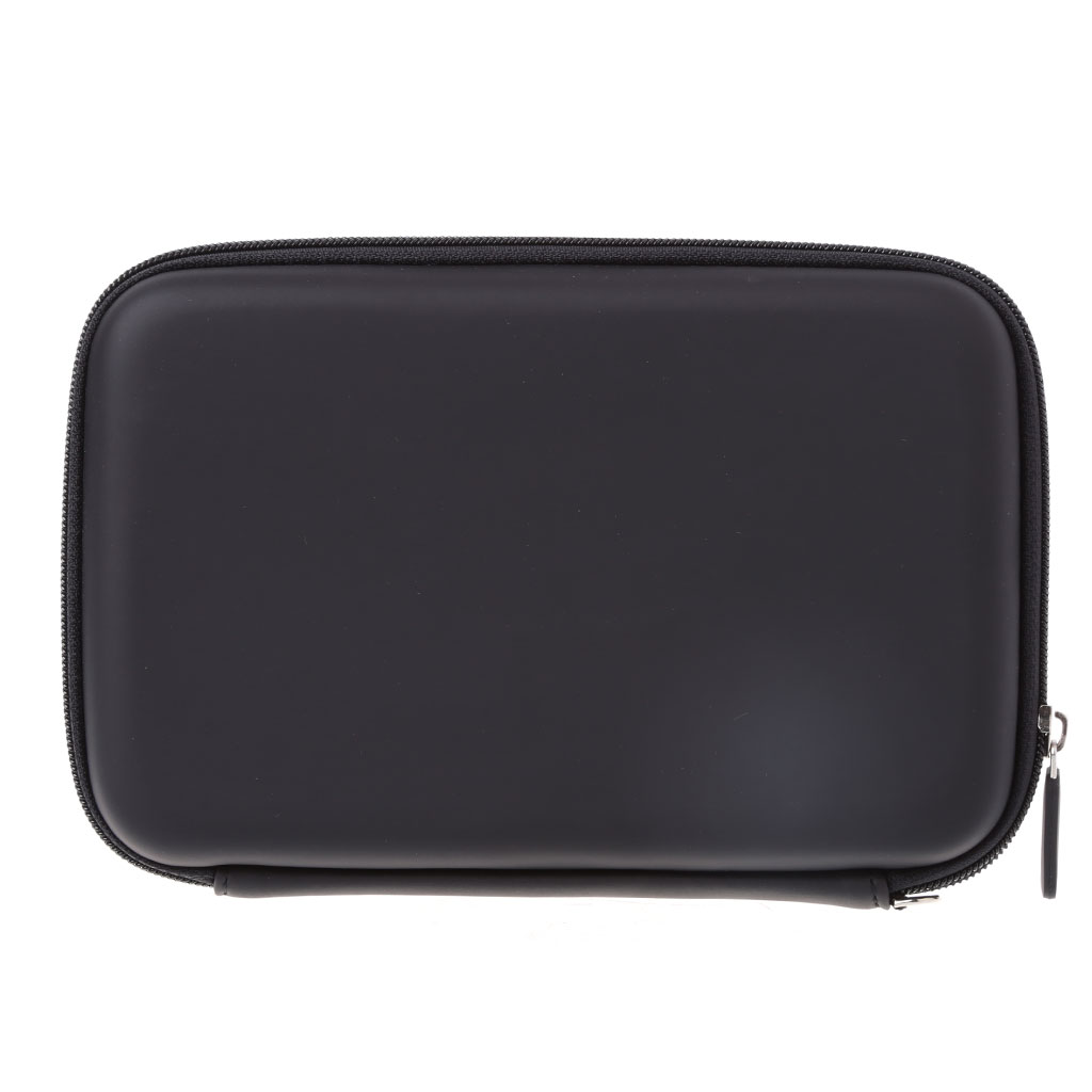 New Arrive 7 Inch Hard Shell Carry Bag Zipper Pouch <font><b>Case</b></font> For Garmin Nuvi TomTom <font><b>Sat</b></font> <font><b>Nav</b></font> GPS Drop Shipping Support image