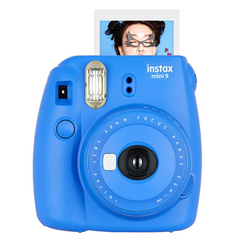 Asli Fujifilm Fuji Instax Mini 9 Instan Film Kamera Foto + 20 Lembar Fujifilm Instax Mini 8/9 Film