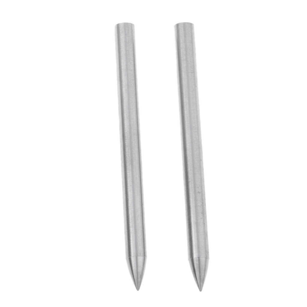 1 Pair Utility   Needle Leather Lacing Kit Thread Shaft 80 x 6mm