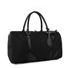 Вместительная Мужская Дорожная сумка на короткое расстояние, деловая дорожная сумка, сумка для багажа, сумка для фитнеса, дорожная сумка, спортивная сумка