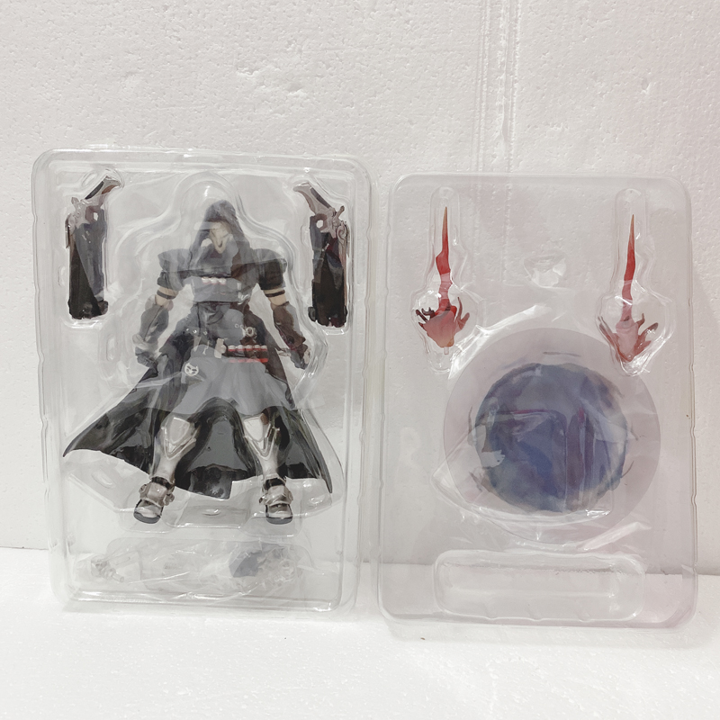 17cm ow Figma 393 Overwatches Reaper Series PVC Action Figure Model Toy Doll Gift 3