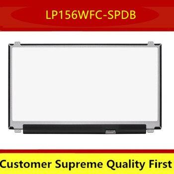 "LP156WFC-SPDB FRU 02DD009 Laptop LCD 15.6"" LP156WFC (SP)(DB) LED Screen 30 pins FHD IPS Display Panel Matrix P/N: SD10R33578"