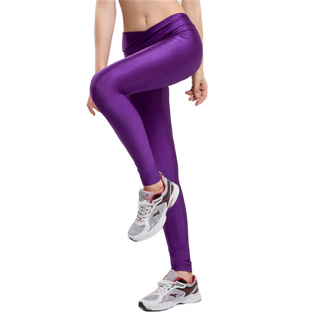 Candy Color Sportswear Workout Jegging 8