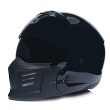 Motorcycle equipment retro helmet female