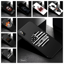I Can't Breathe George Phone Case Soft Cover Black for Iphone SE2 11 Pro Max 6 7 8plus 5 X XS XR Xsmax and Samsung S10 S9 Series muhammad ali phone case boxing king black soft cover for iphone 11 pro max 6 7 8plus 5s x xs xr xsmax for samsung s10 series
