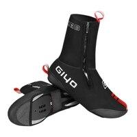 Giyo ciclismo sapatos capa à prova dwaterproof água térmica bicicleta overshoes para mtb estrada ciclismo sobre sapatos de inverno botas ciclo   -