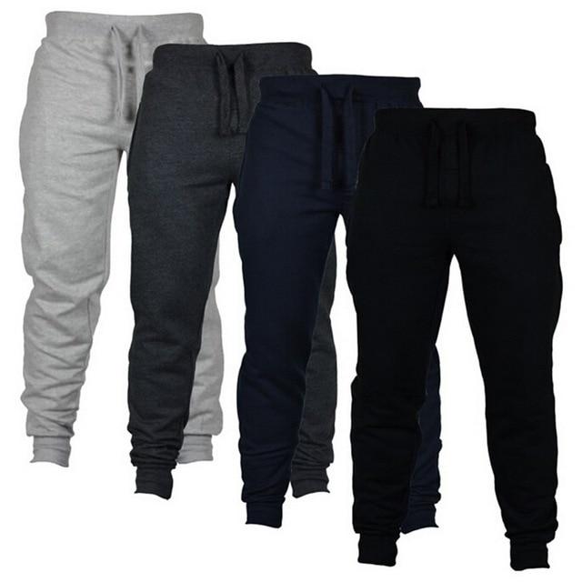 Litthing 2019 New Autumn Winter Mens Sports Pants For Casual Sweatpants Hip Hop Pants Streetwear Trousers Men Cashmere Joggers 1